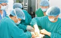 Ca ghép đa tạng với 150 bác sĩ tham gia