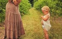Những bức ảnh mẹ con khiến hàng trăm nghìn người yêu thích
