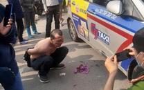 Tên cướp taxi bị người dân khống chế ở Hà Nội đang có lệnh truy nã tội giết người