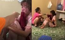 Giải cứu khẩn cấp thiếu nữ 15 tuổi bị đám bạn hành hung, tra tấn như thời trung cổ