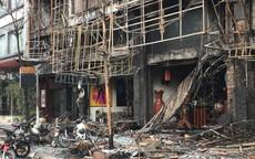 Triệu tập 3 thợ hàn sau vụ cháy quán karaoke làm 13 người thiệt mạng