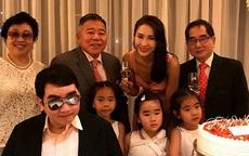Hé lộ căn biệt thự xa hoa có giá hơn 1000 tỷ đồng của vợ chồng Lê Tư
