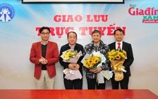 Giao lưu trực tuyến: Chiến lược Dân số Việt Nam tới năm 2030 - Cơ hội và thách thức