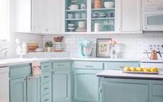 Những ý tưởng thiết kế siêu dễ giúp bạn sở hữu căn bếp đẹp ấn tượng