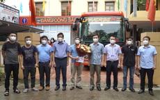 Quảng Bình: Xuất quân hỗ trợ tỉnh Khăm Muộn của nước bạn Lào phòng, chống dịch COVID-19.
