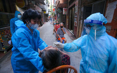 Hà Nội phát hiện 7 ca COVID-19, chùm ca bệnh liên quan Bệnh viện Việt Đức tăng lên 66