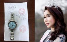 Hoa hậu trộm đồng hồ Rolex 2 tỉ đồng có thể đối diện mức án nào?