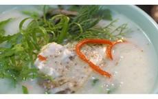 Cháo bột cá lóc - món ngon quên sầu nhưng ăn bằng đũa ở Quảng Trị, bạn có thể thưởng thức mà không cần đến tận nơi