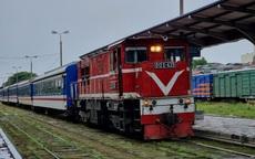 Tàu hỏa Hải Phòng - Hà Nội nối nhịp trở lại sau 3 tháng ngừng phục vụ