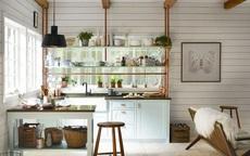 Biến góc nhỏ 7 m2 thành căn bếp đẹp mê ly