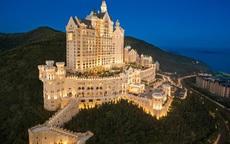 Mê mẩn cảnh khách sạn hoành tráng như lâu đài