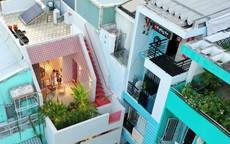 Nhà 40 năm tuổi ở Sài Gòn đẹp ngỡ ngàng sau cải tạo