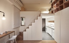 """Phương pháp tối đa hóa không gian """"cực đỉnh"""" của căn hộ 22m² khiến ai cũng muốn dọn về ở ngay khi ngắm nhìn"""