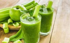 Uống nước ép cần tây không chỉ giảm cân, còn nhiều công dụng tuyệt vời nữa mà nhiều người chưa biết đến