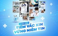 Tỷ lệ người do dự tiêm vaccine ở Việt Nam thấp nhất Đông Nam á