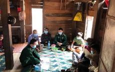 Biên phòng Quảng Trị đến từng nhà dân, đến từng thôn bản tuyên truyền phòng chống dịch COVID-19