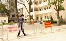 Hình ảnh bệnh viện dã chiến ở Hải Dương trước giờ đón 150 bệnh nhân từ Bệnh viện K