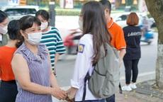 Hà Nội có 2 thí sinh kỳ thi tốt nghiệp THPT đang diện F0