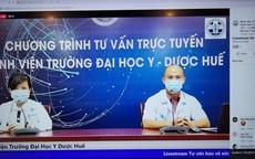 Bệnh viện Đại học Y dược Huế triển khai khám chữa từ xa miễn phí qua Video Call