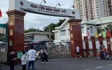 Thêm 31 nhân viên Bệnh viện Bệnh Nhiệt đới TP.HCM dương tính với SARS-CoV-2