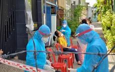 TP.Thủ Đức: Lấy mẫu 301 người có liên quan BN10322 là nhân viên Bệnh viện Bệnh Nhiệt đới