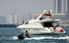 Cận cạnh giới nhà giàu Dubai tránh Covid-19 bằng du thuyền