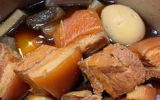 Bí quyết ướp thịt kho trứng thấm vị của Tóc Tiên