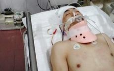 Chồng nằm hôn mê sâu vì tai nạn, 2 con thơ nheo nhóc tự chăm sóc nhau giữa vùng dịch phong tỏa