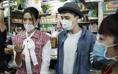 Hoa hậu Đỗ Thị Hà gây tranh cãi vì nói chuyện cộc lốc và đeo khẩu trang chưa chuẩn trên gameshow
