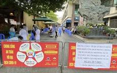 Hà Nội khẩn trương lấy mẫu xét nghiệm cho hơn 5 vạn người