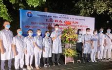 Hơn 6.000 nhân viên y tế chi viện chống dịch tại TP.HCM