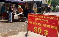 Thêm 5 ca dương tính mới, Hưng Yên kiểm soát chặt chẽ người về từ TP.HCM