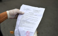 Phó Chủ tịch Hà Nội: Thành phố sẽ điều chỉnh việc kiểm tra giấy đi đường