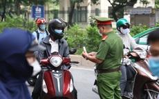 Hà Nội xử phạt hơn 1.000 người vi phạm phòng chống dịch