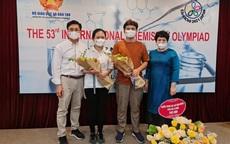 Hà Nội khen thưởng học sinh xuất sắc đạt giải các cuộc thi quốc tế