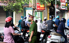 Ngày đầu giãn cách xã hội đợt 3, 48 người ở Hà Nội vẫn không chịu đeo khẩu trang nơi công cộng