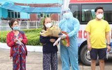 """Bệnh viện dã chiến mới đưa vào hoạt động cứu sống bệnh nhân mắc COVID-19 thoát khỏi """"cửa tử"""" ngoạn mục"""