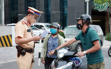 Hôm nay, số người vi phạm quy định phòng chống dịch ở Hà Nội cao kỷ lục trong 3 đợt giãn cách xã hội