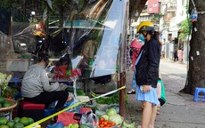 Hà Nội tận dụng 5 khu đất trống để làm chợ đầu mối trong thời gian giãn cách xã hội