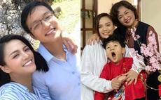 """Em trai ngoài đời thật của Khánh Thy """"Hương vị tình thân"""": Điển trai, tài năng đang du học ở Nhật"""