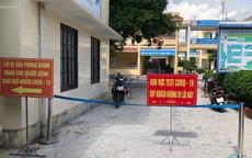 Ca dương tính mới nhất ở Thái Bình là tài xế ô tô đường dài tuyến Sóc Trăng - Hải Phòng