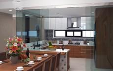 Mẫu nhà bếp đẹp, hiện đại được ưa chuộng ở cả nông thôn lẫn thành thị