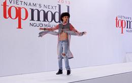Những hình ảnh khiến khán giả bật cười của Vietnam's Next Top Model