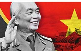 Đại tướng Võ Nguyên Giáp tỉnh táo trong ngày sinh nhật thứ 103