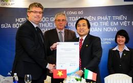 Việt Nam sắp có thêm nguồn sữa dinh dưỡng cao cấp
