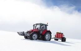 Tới Nam Cực trên... một chiếc máy cày