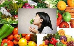 Bất ngờ vì siêu lợi ích từ ăn chay với sức khỏe
