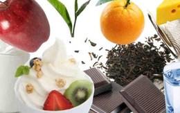 Top 15 thực phẩm giúp răng trắng sáng khỏe đẹp