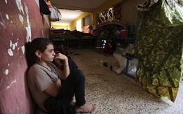 Kinh sợ cẩm nang hướng dẫn cưỡng hiếp phụ nữ của IS