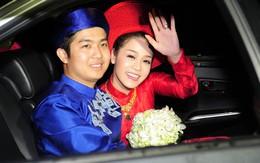 Nhật Kim Anh rạng rỡ trong hôn lễ ở Cần Thơ
